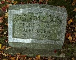 "Alice Mae ""Lonely"" <I>James</I> Appledorn"