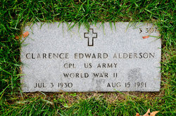 Clarence Edward Alderson