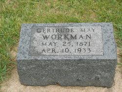 Gertrude May <I>Cherry</I> Workman