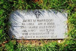 Ann Marie Harrison