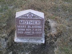 Mary Blaising