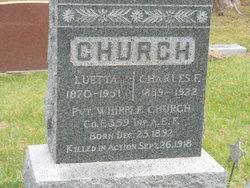 Luetta <I>Keller</I> Church