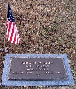 Gerald Maurice Bolt