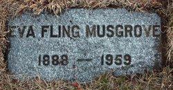 Eva <I>Fling</I> Musgrove