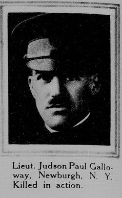 1LT Judson P Galloway