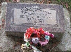 Edith V. Quinlisk