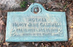 Nancy Jane <I>Miller</I> Caldwell