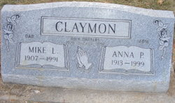 """Michael L. """"Mike"""" Claymon"""