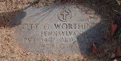 Scott G Worthington