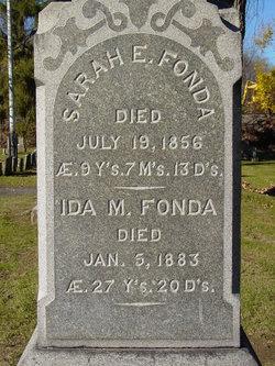 Sarah E. Fonda