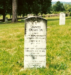 James Craig, Sr