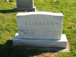 Virginia <I>Reese</I> Clarkson