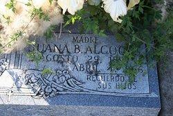 Juana <I>Badillo</I> Alcoces