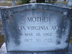 Julia Virginia Akins