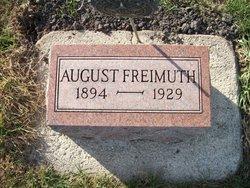August Martin Freimuth