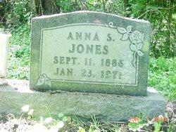 Anna S Jones