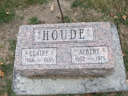 Claire Vivian <I>Mercier</I> Houde
