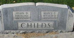Mary Jane <I>Gudmundson</I> Childs