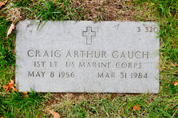 Craig Arthur Gauch