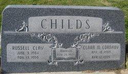 Clara May <I>Cornaby</I> Johnson