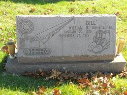 "William H. ""Bill"" Boothe, Jr"