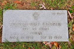 Joseph Roy Cooper