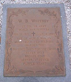 William Bodie Whitney