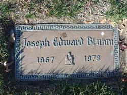 Joseph Edward Bluhm
