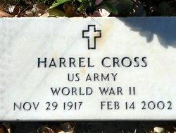 Harrel Cross