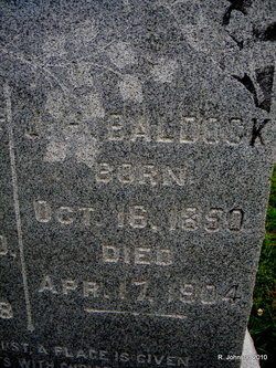 John Hiram Baldock