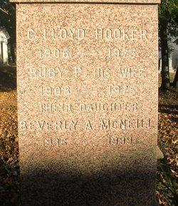 Charles Lloyd Hooker