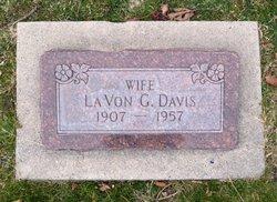 LaVon <I>Gledhill</I> Davis