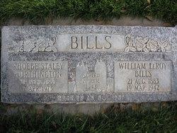Phoebe Staley <I>Worthington</I> Bills