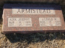 Alva Johnny Armistead