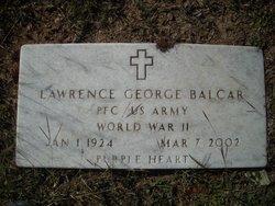 Lawrence George Balcar