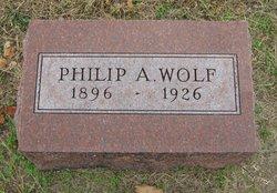 Philip A. Wolf