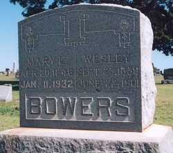 Wesley Bowers