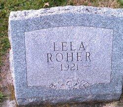 Lela Roher