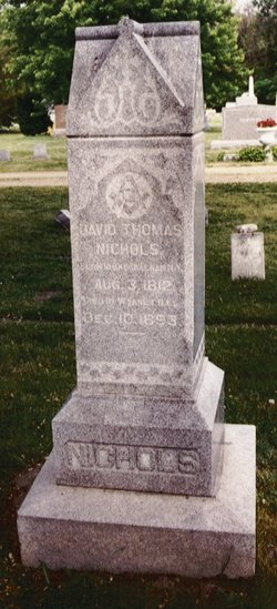 David Thomas Nichols