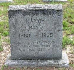 Nancy <I>Gause</I> Boyd