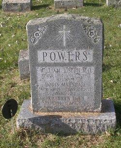 Doris <I>Marshall</I> Powers