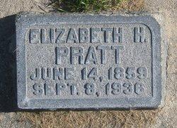Elizabeth Curtis Pratt
