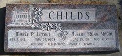 Mabel Pamela <I>Jensen</I> Childs