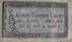 Joshua Norman Childs