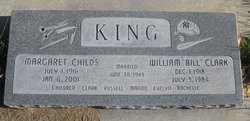 William Clark King