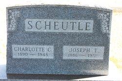 Charlotte Comfort <I>Schrader</I> Scheutle
