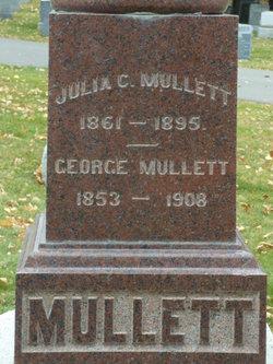 Julia C Mullett