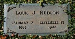 """Louis Jackson """"L J"""" Hudson"""