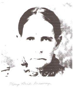 Mary C. <I>Bird</I> Gasaway