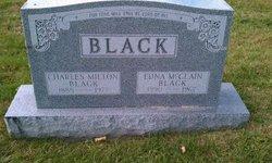 Edna McClain <I>Berkstresser</I> Black